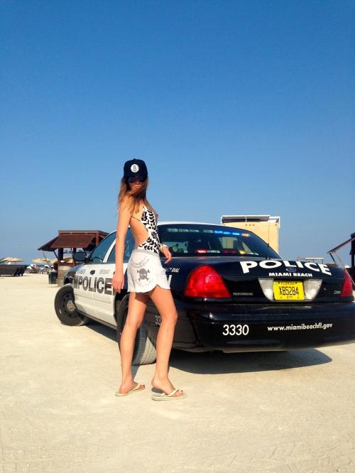 Светлана Шашкова в Маями