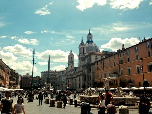 La grande belezza di Roma
