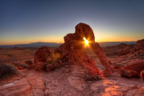 Elephant-Rock-at-Valley-of-Fire