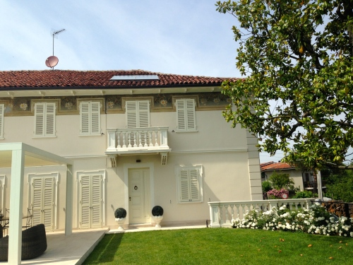 Villa In Monferrato