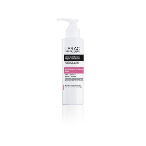 lierac-крем для тела без мыла