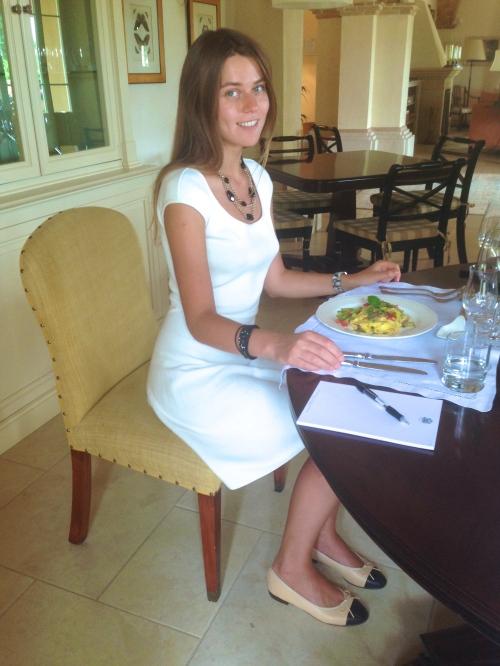 Svetlana Shashkova hungryfaces