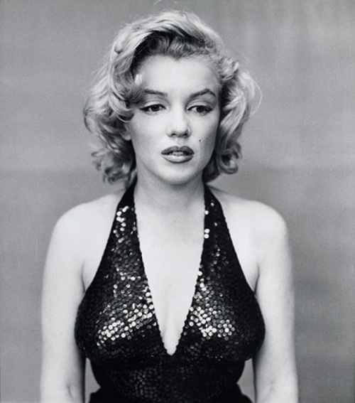 Marilyn Monroу by Richard Avedon