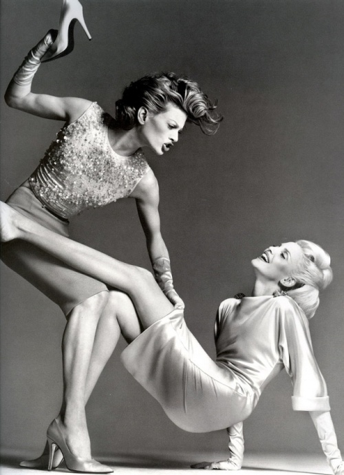 richard avedon fashion