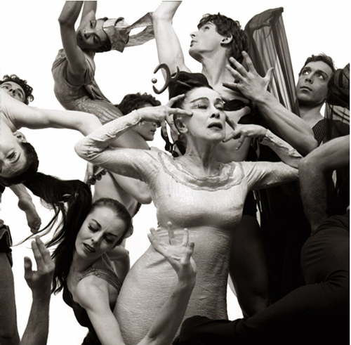 hysteria of photography by richard avedon