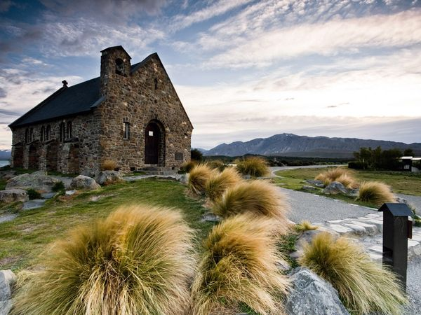 Church of the Good Shepherd, South Island
