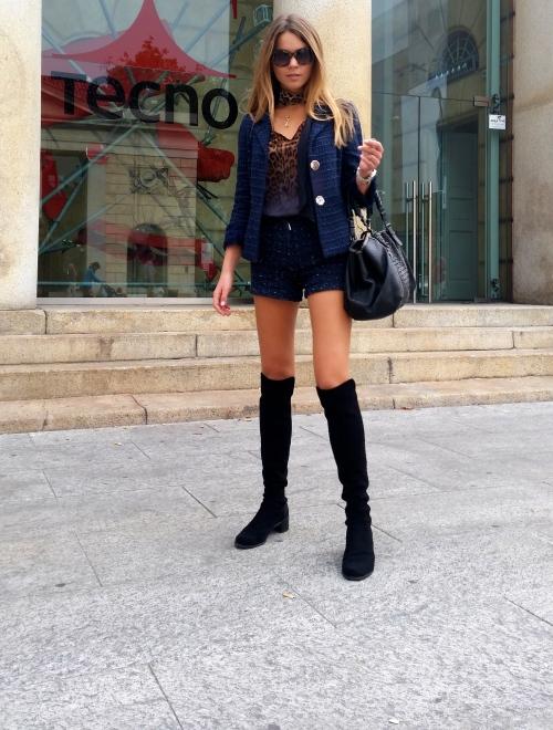 Casulal Chic Svetlana in Milan