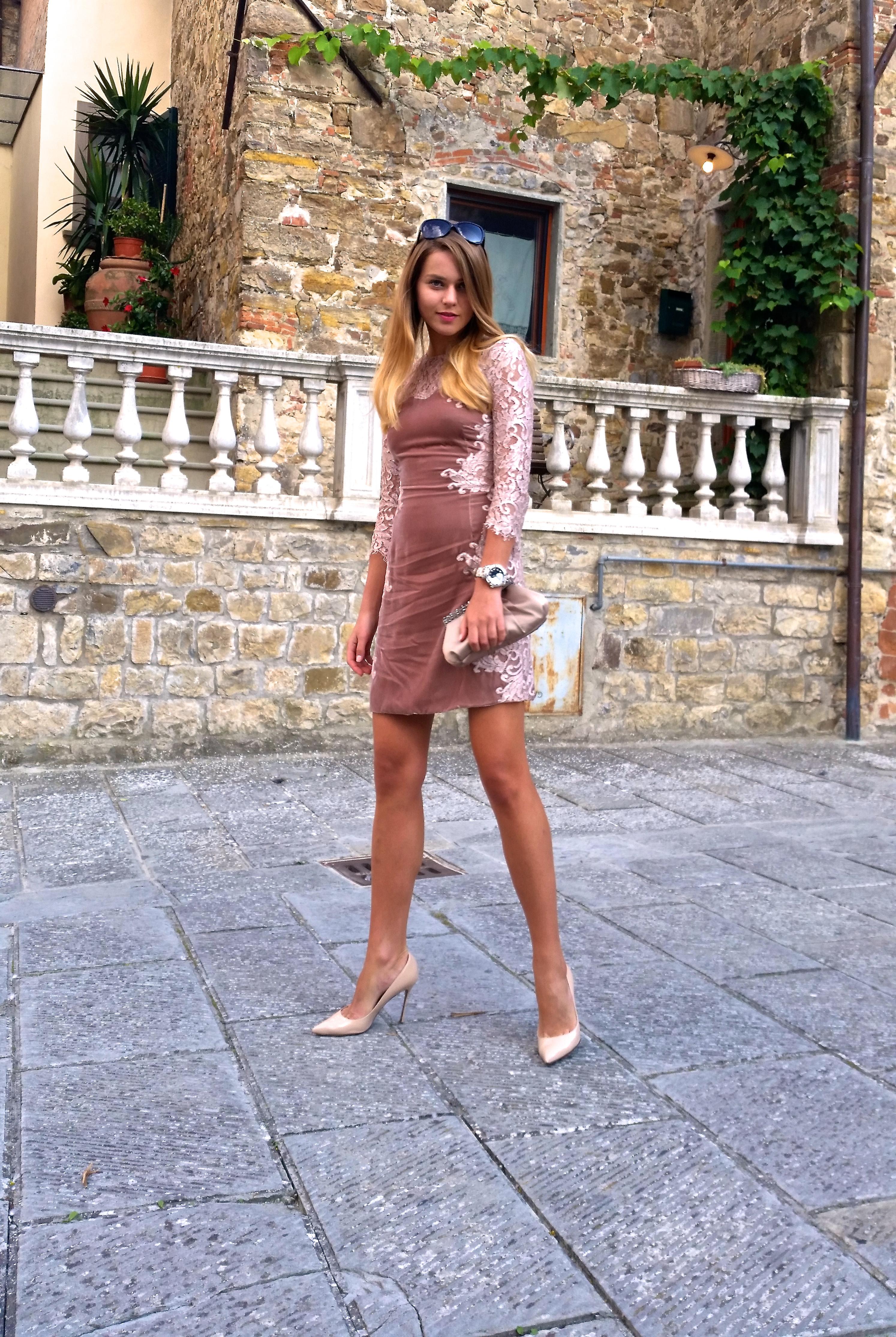 Svetlana In fontana couture