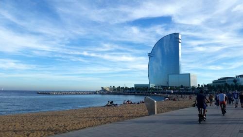 sail of Barcelona