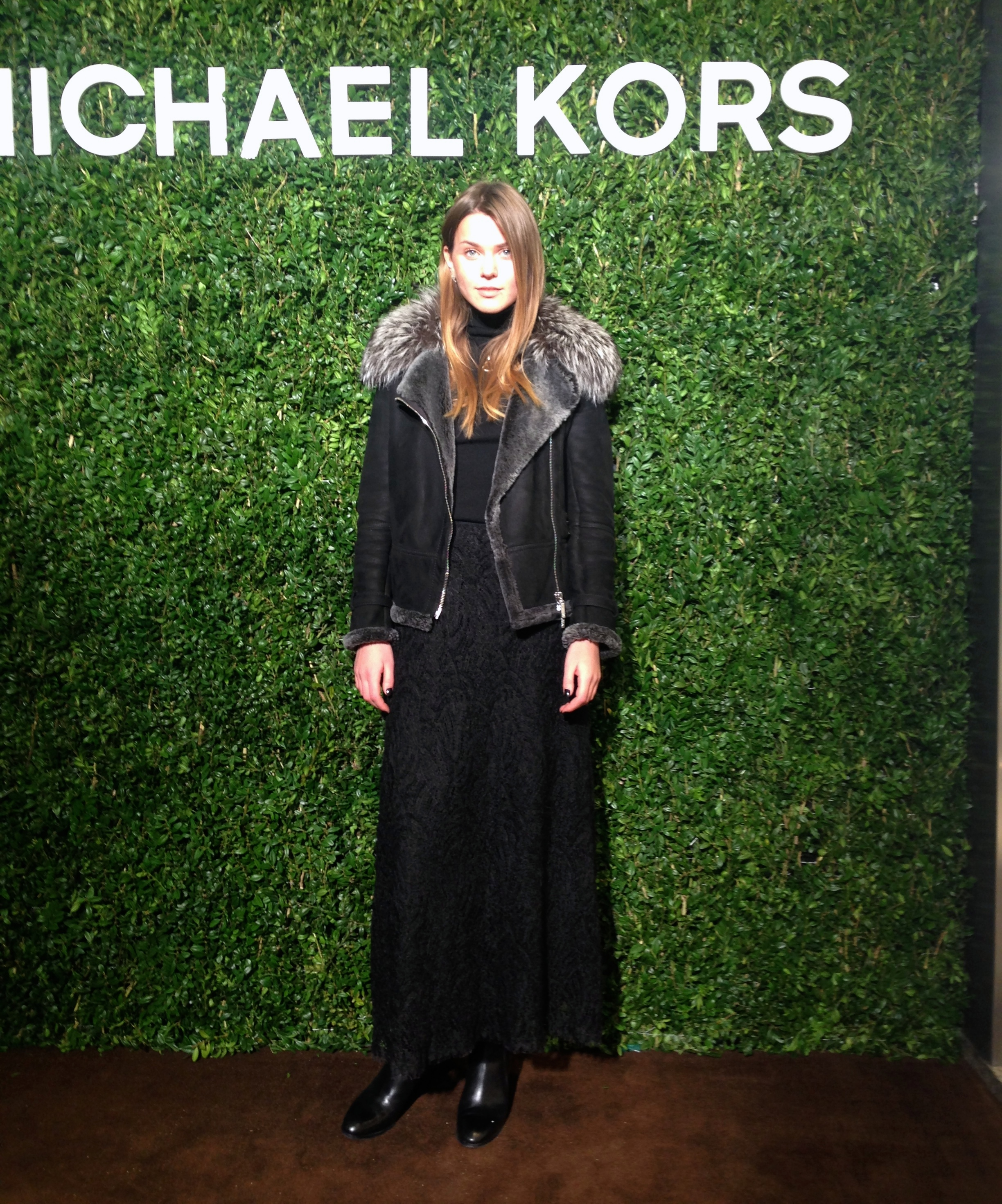 michael kors event milano