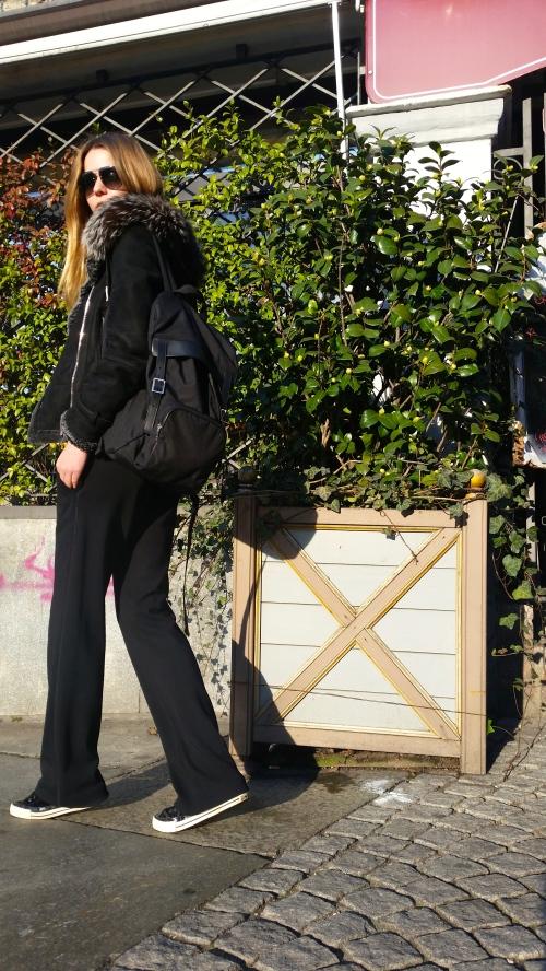 urban sportive walk