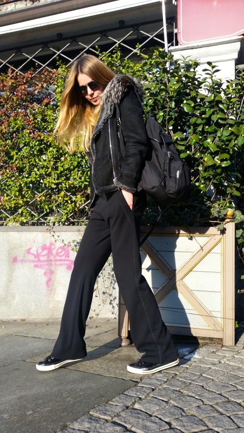 sunny walk with svetlana shashkova