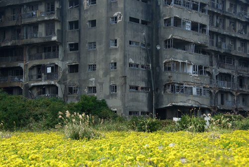 Life-and-death-on-Ghost-Island-abandoned-Hashima