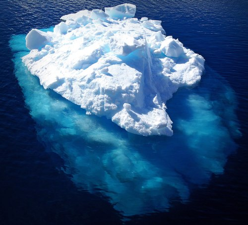 Antartica-iceberg-below-and-above