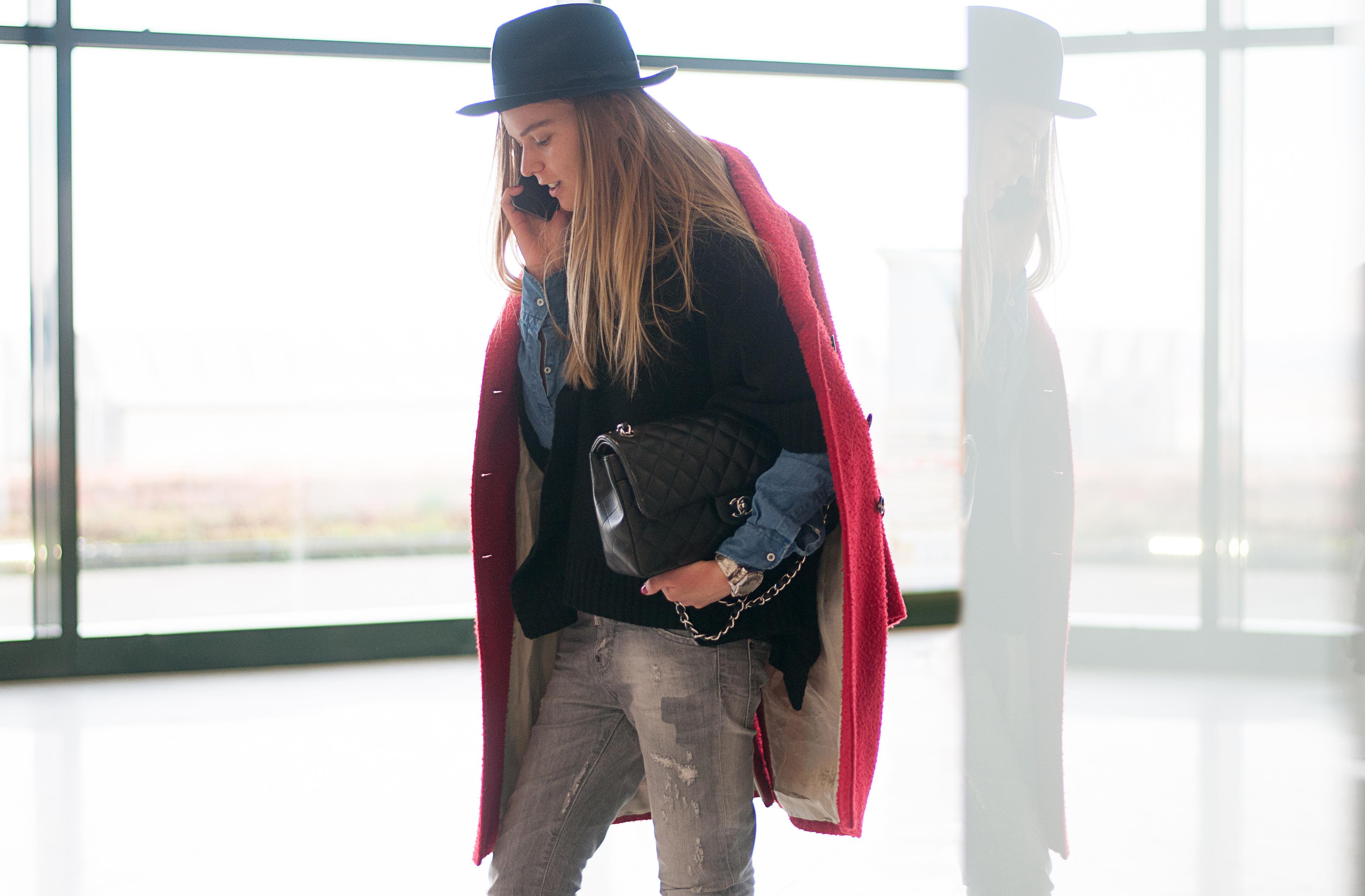 svetlana shashkova airport look