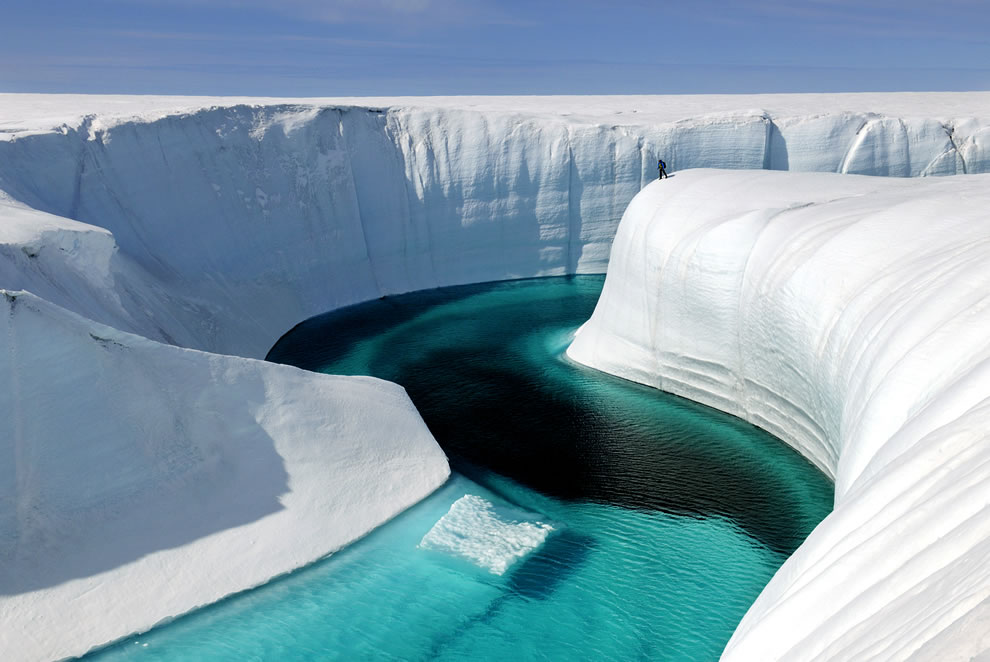 Melting-iceberg-as-seen-in-meltwater-channel-in-the-Greenland-ice-sheet
