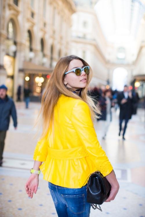 Svetlana Shashkova in fontana couture