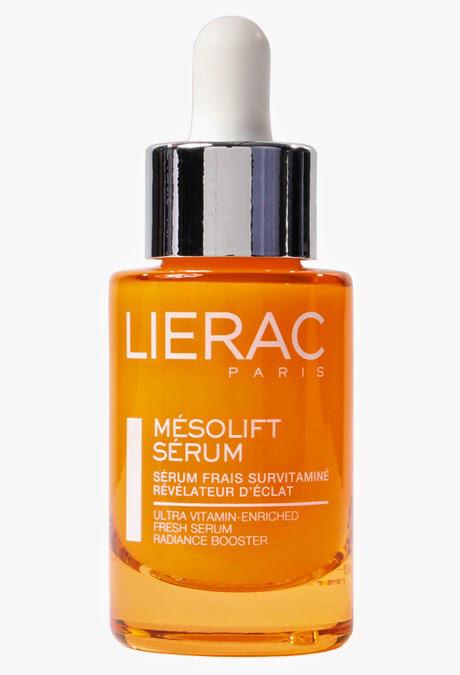 lierac vitamin boost serum