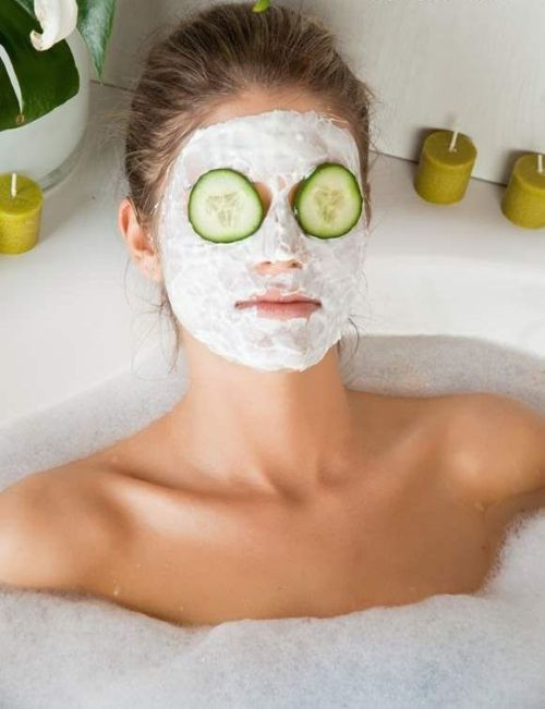 cucumber mask for eyes anti tired eyes