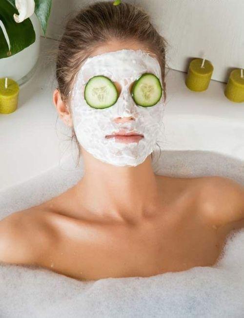 cucumber mask for eyes anti tired eyes