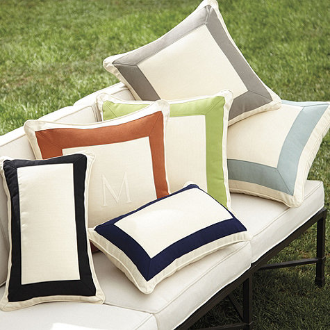 pillows variations