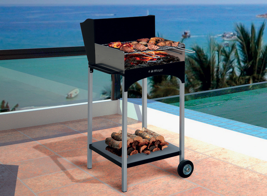 BBQ on the sea