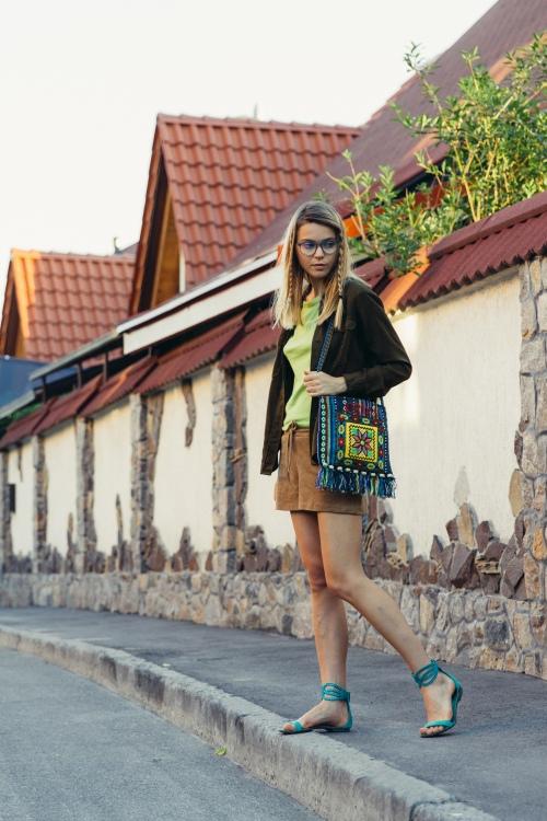 bohemian free street style