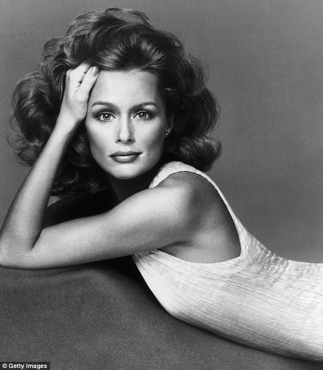 Lauren Hutton beauty queen