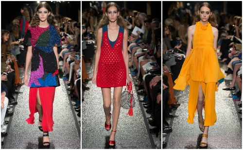 sonia rykiel and hungryfaces