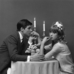 john-french-a-couple-dining-1960s