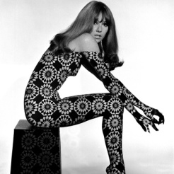 john-french-circle-patterned-projection-on-profile-of-model-1960s