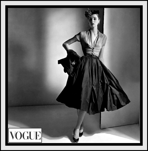 horst-diors-and-flare-skirt-worn-with-a-pillbox-hat-and-ruched-blouse-photo-horst-p-horst-for-american-vogue-1952-FINAL