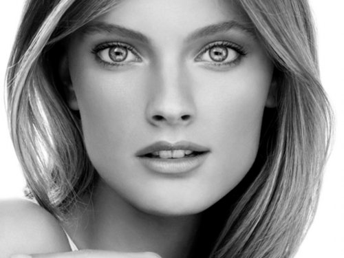 beauty-black-and-white-blond-eyes-face-Favim.com-273270
