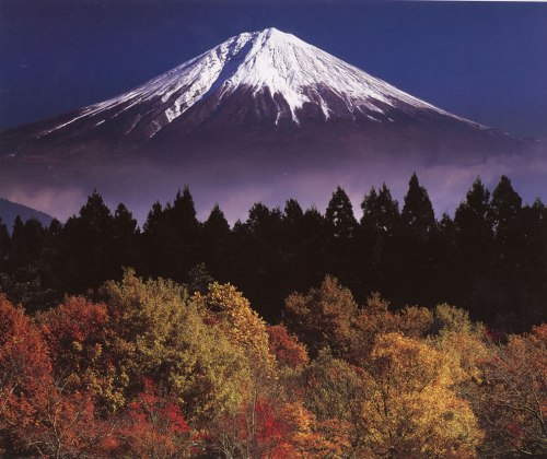 autumn-mount-fuji-in-the-fall
