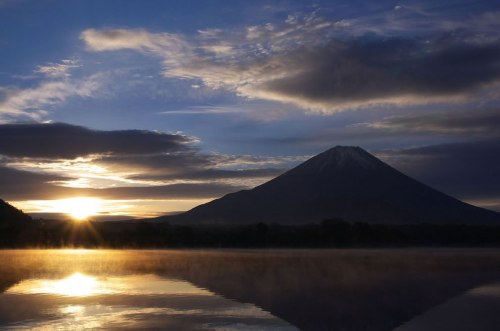 mt-fuji-and-lake_shojiko-at-sunrise