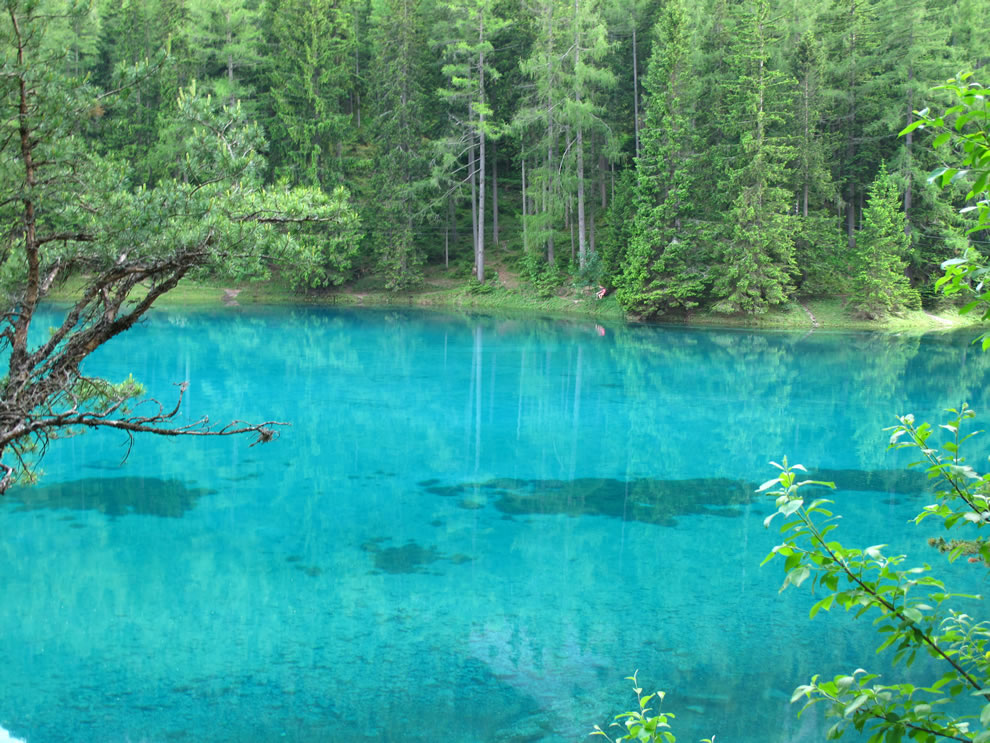 Green-Lake-nature-reserve-in-Styria