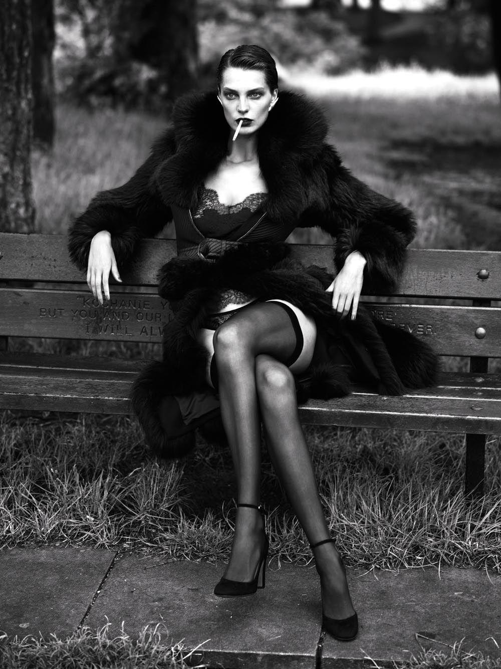 French Vogue September 2012