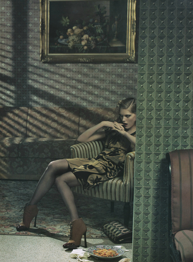 Iselin-Steiro-by-Steven-Meisel-for-Missoni-Yellowtrace