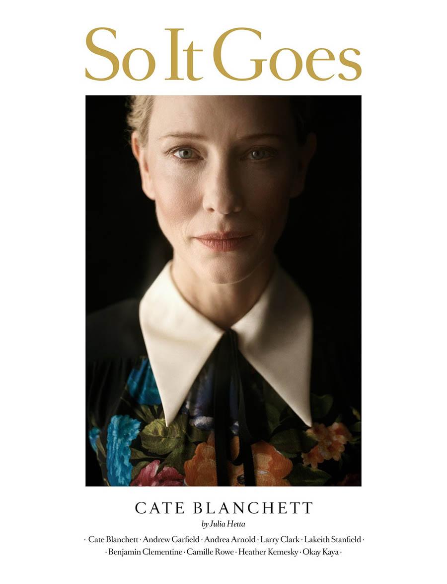 Cate-Blanchett-covers-So-It-Goes-Magazine-issue-10-by-Julia-Hetta-1