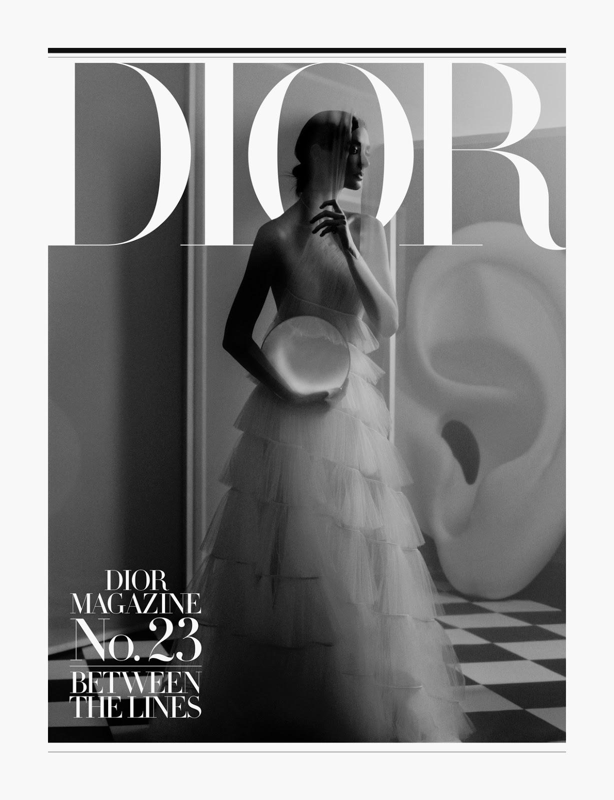 Dior Magazine #23 June 20181